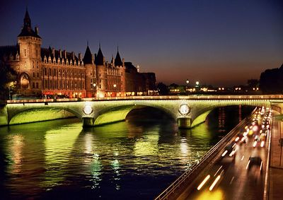 """Conciergerie at Pont Neuf"""