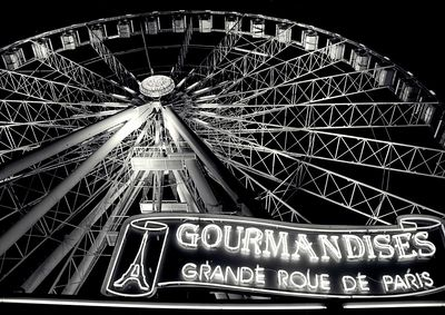 Gourmandises Ferris Wheel in the Tuileries #1