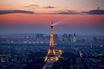 France 2014-0261 Tour Eiffel Sunset